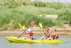 kayaking in stungtreng