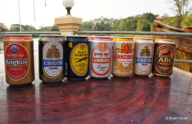All Beer in Cambodia