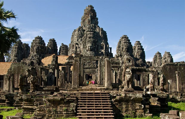 Bakong Temple - Temple View 2