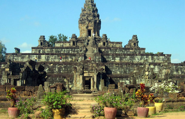 Bakong Temple - Temple View 3