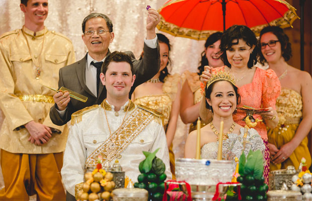 Khmer Wedding Party