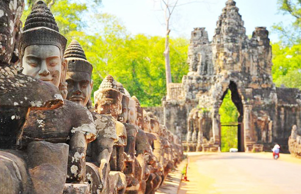 3-day Angkor World Heritage