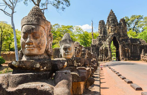 3-Days Angkor Discovery Tours