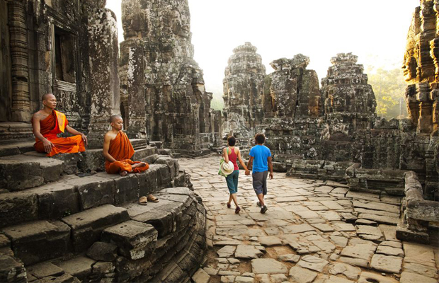 6-day Angkor Discovery Tour