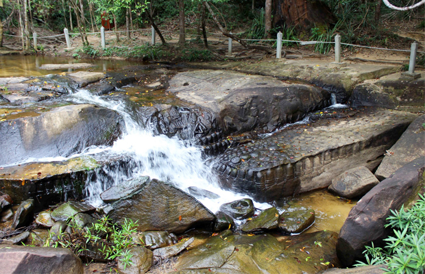 Angkor 3 Days Tour included Kbal Spean
