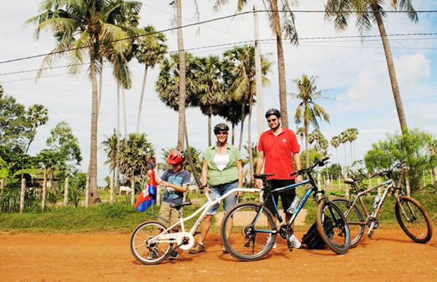 Angkor Cycling Tour 2 Days