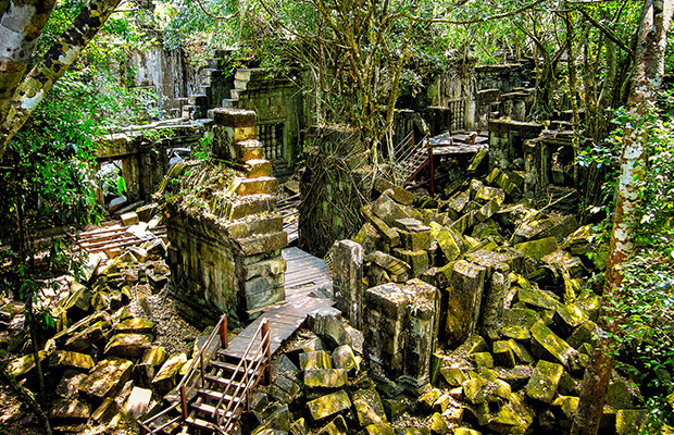 Beng Mealea day trip