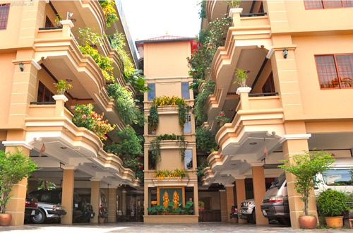 Golden Apsara Hotel