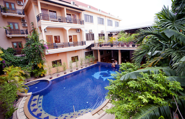 Angkor Dream Hotel siem reap