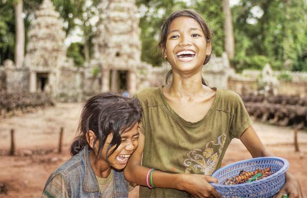 Cambodia Local People